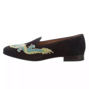 Gucci Dragon Queen Slippers